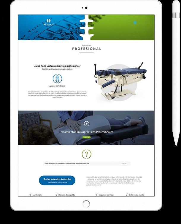 Diseño de páginas web en Nayarit